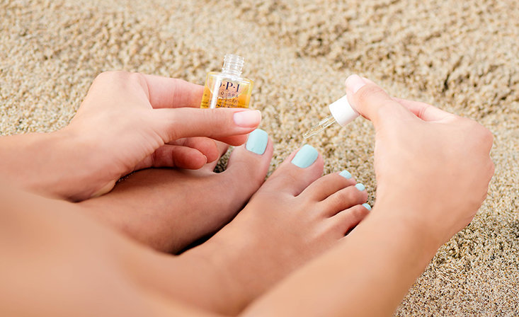Summer Pedicure Season and Advice for Reopening Salons, an Interview with OPI Educator Shannon Rooney