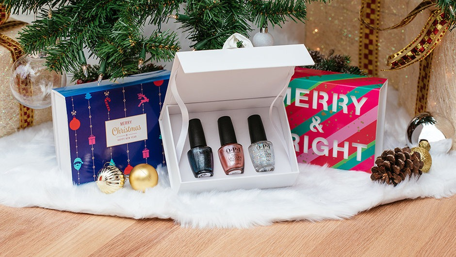 Personalized Nail Polish Gift Sets