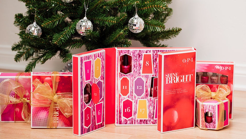 Gift Sets from OPI Perfect for the Holidays