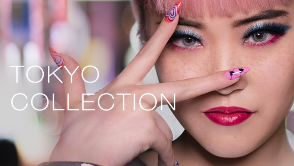 OPI Tokyo shop the collection