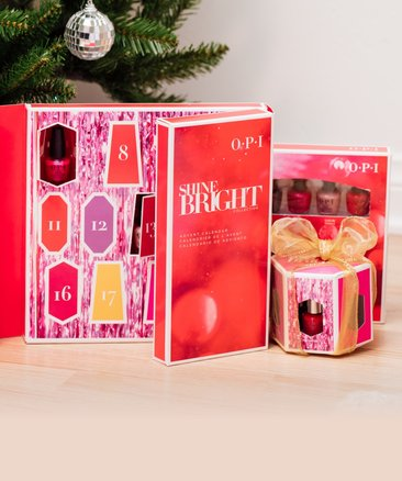 OPI Holiday 2020 Gift Guide