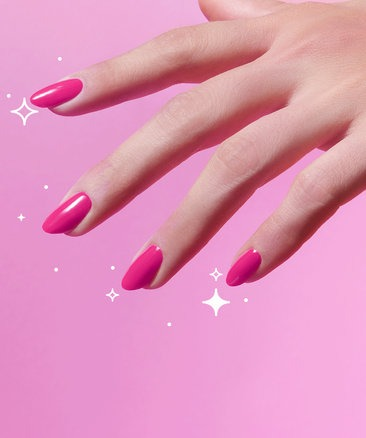 Try it on with the OPI Nail Studio