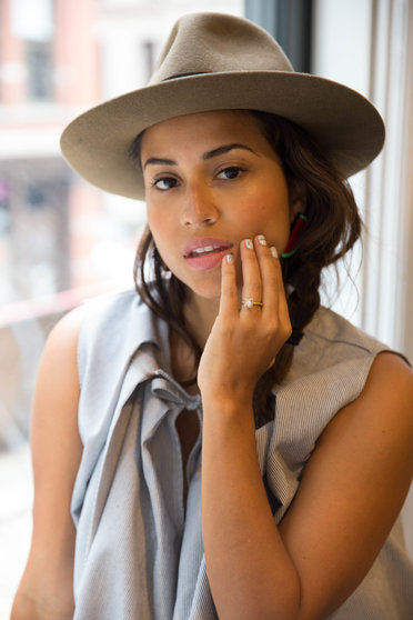 "OPI ""It Girl"": Cyndi Ramirez, founder of Taste The Style - The Drop Blog by OPI"