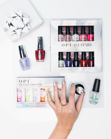 OPI, gift guide, holiday shopping ideas, nail polish, nail lacquer, stocking stuffers, beauty gifts