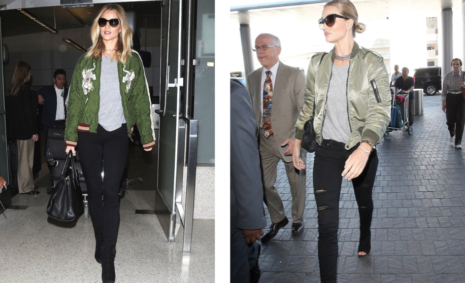 Style Staple: The Green Bomber Jacket - The Drop Blog by OPI