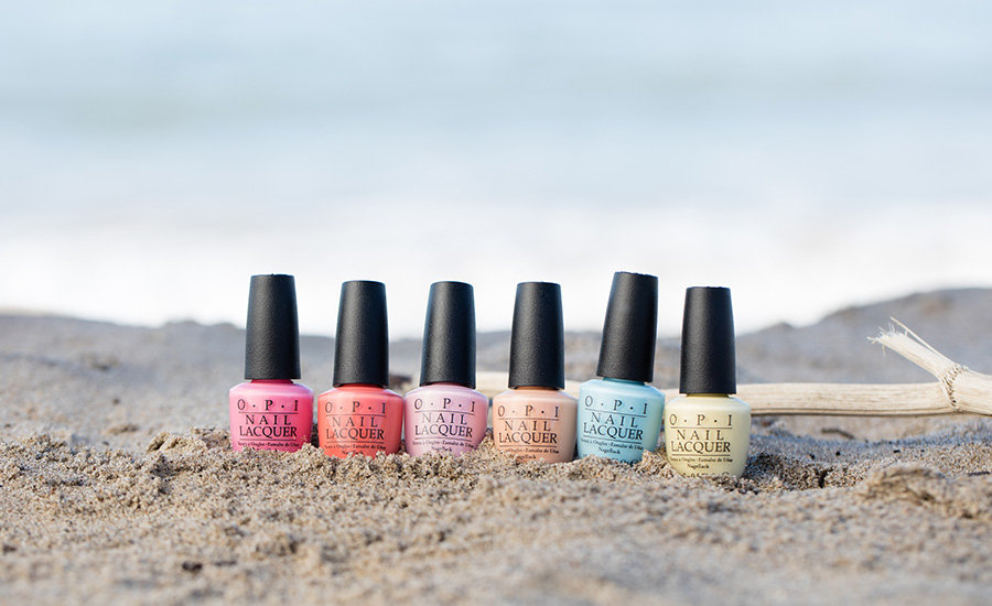 New Collection: Retro Summer Lacquers & GelColors - The Drop Blog by OPI