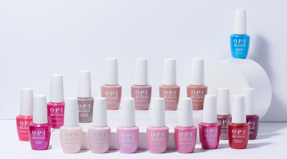OPI GelColor Icons