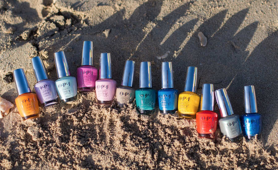 Introducing OPI Fiji: Spring/Summer Collection - The Drop Blog by OPI