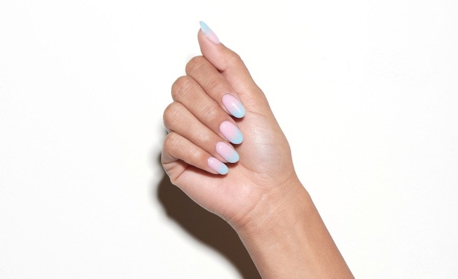 powder perfection, application, steps, professional nails, nail technician, nail art, OPI, ombre, designscape tutorial, acrylic, OPI Powder Perfection, Dipping Powders