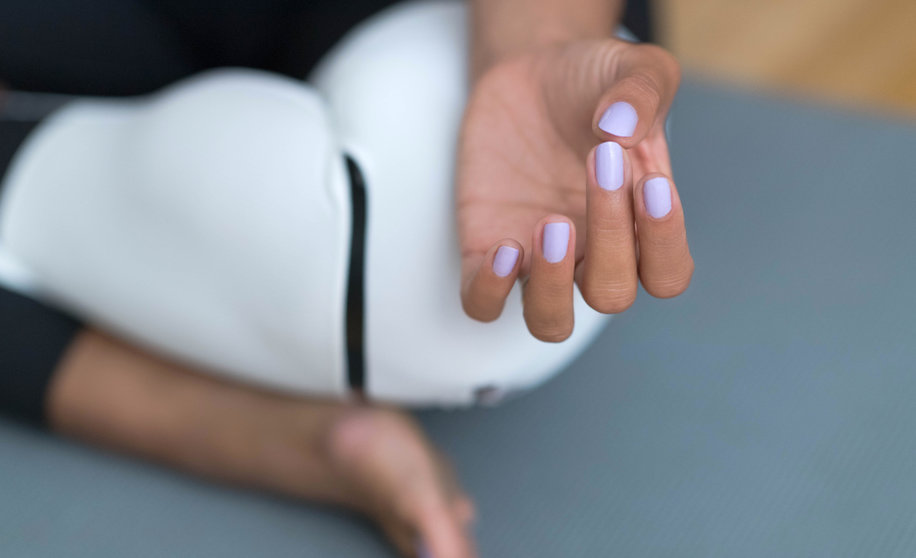 OPI, Blog, GelColor, Hannah Bronfman, Do You Lilac It, HBFIT
