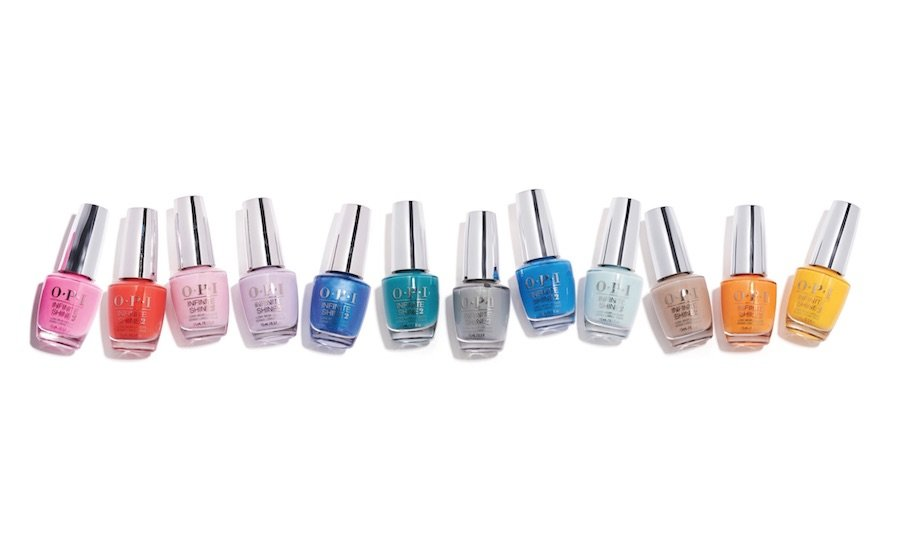OPI, Blog, National Nail Polish Day, Nail Polish Day, Infinite Shine, OPI Fiji, Fiji, Fiji Collection, Nail Polish