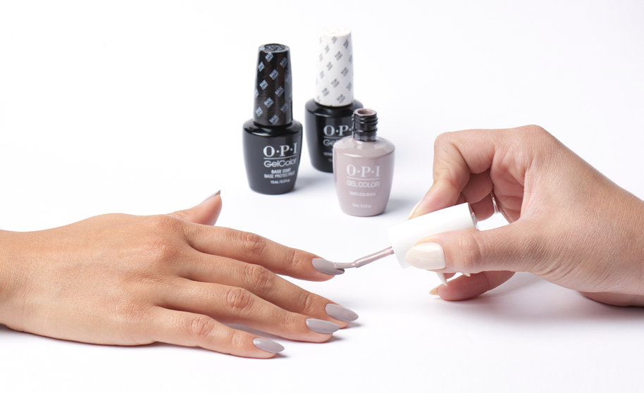 OPI, Blog, ProTips, OPI GelColor, Taupeless Beach