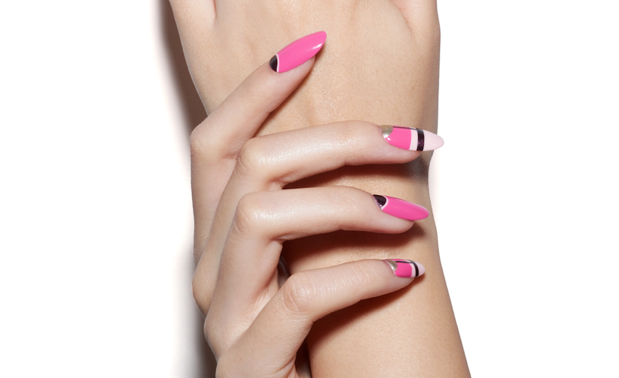 Designscape Tutorial: Pink Winter - The Drop Blog by OPI