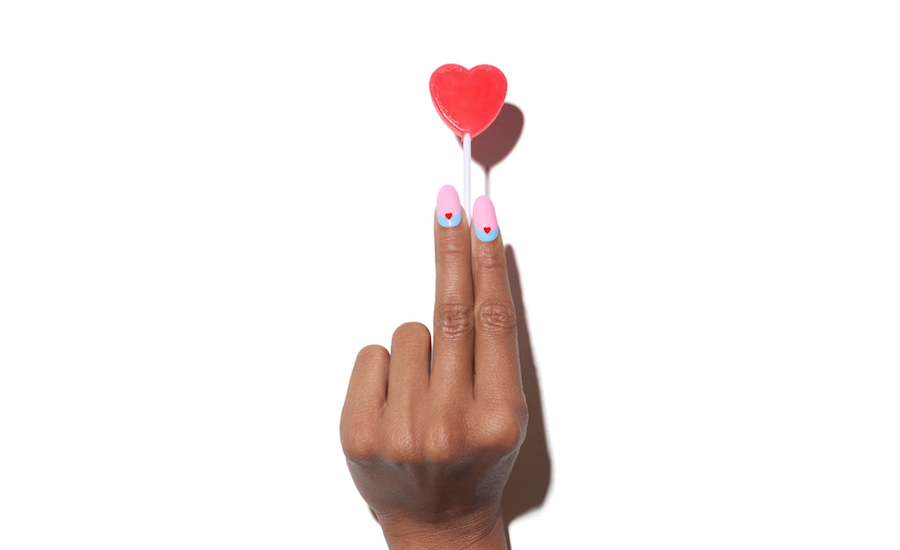 Designscape Tutorial: Valentine's Ruffian - The Drop Blog by OPI