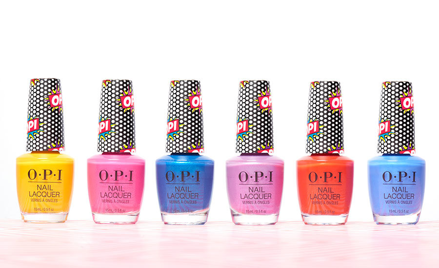 OPI Pop Culture collection blog