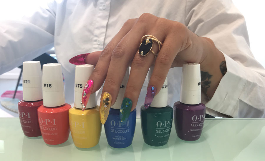 Pride Takeover: Pei Lee - The Drop Blog by OPI