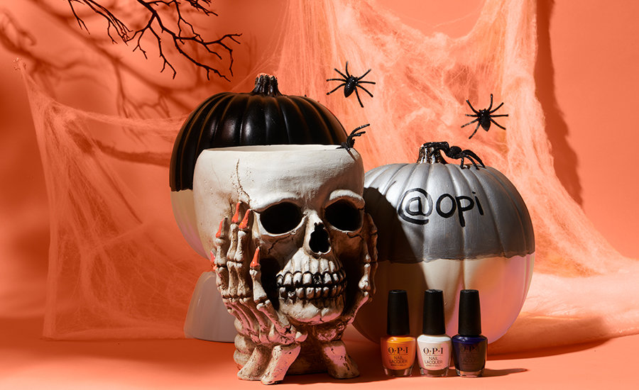Dress Up Your Nails for Halloween
