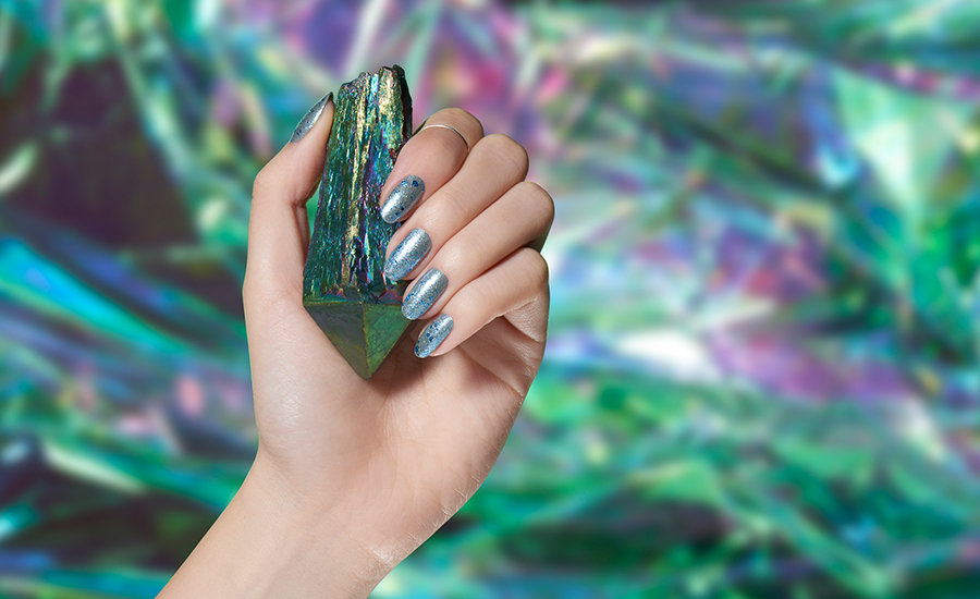 Nail Polish that Sparkles from Morning to Night - The Drop Blog by OPI