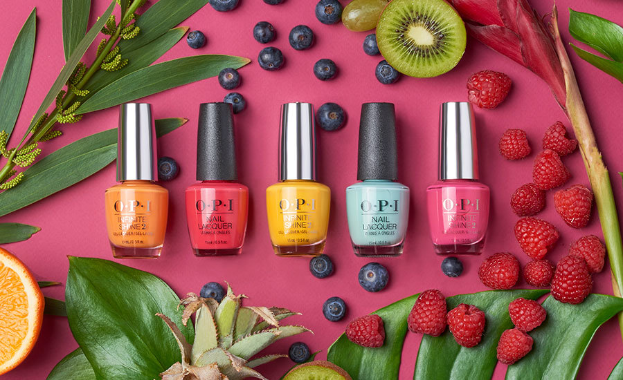 OPI Blog: Forever Summer Shades