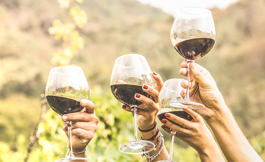 National Drink Red Wine Day