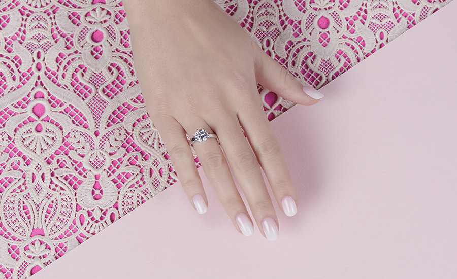 The Secret to Perfect Wedding Nails