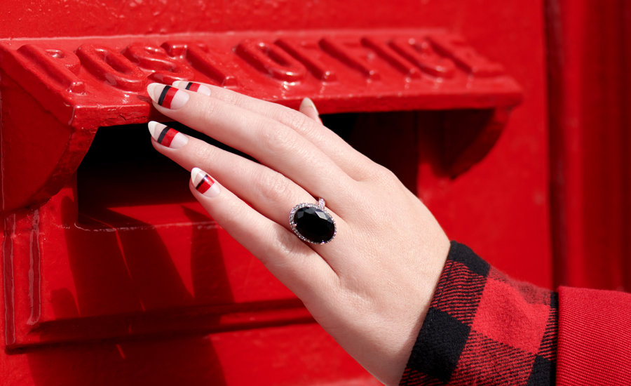 Scotland approved nail trends