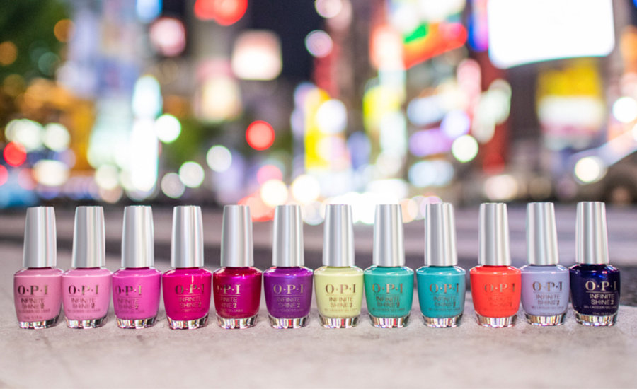 OPI Tokyo: A guide to the city through shades
