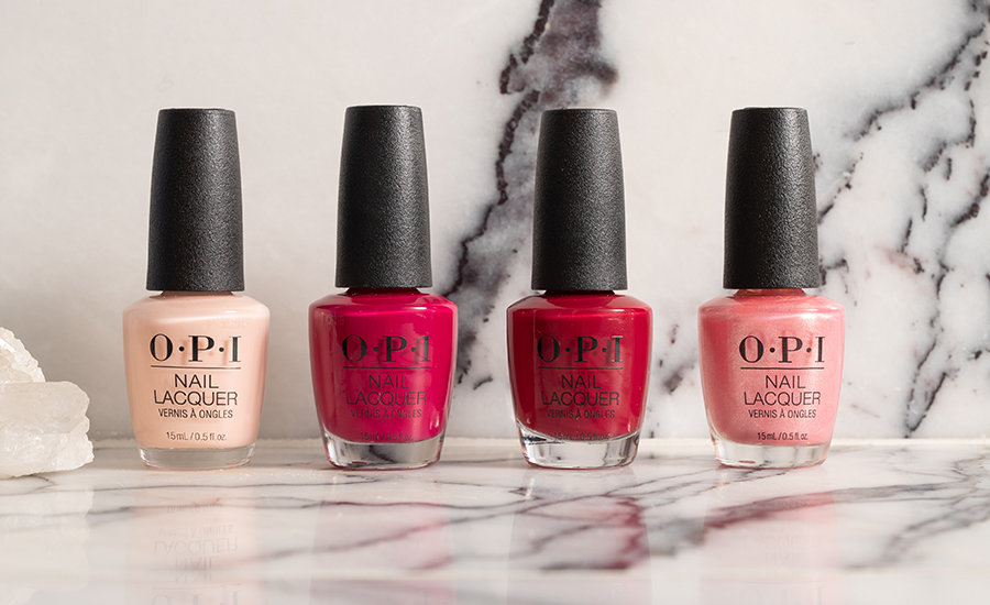 Iconic OPI 40th Anniversary Shades