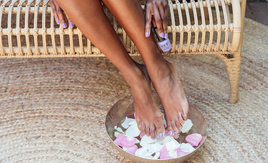 Get the perfect pedicure