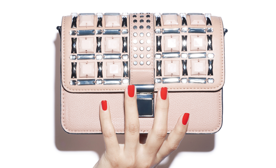 Sweet Holiday Party Clutches and Manis to Match - The Drop Blog by OPI