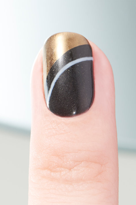 Chrome Powders Nail Art