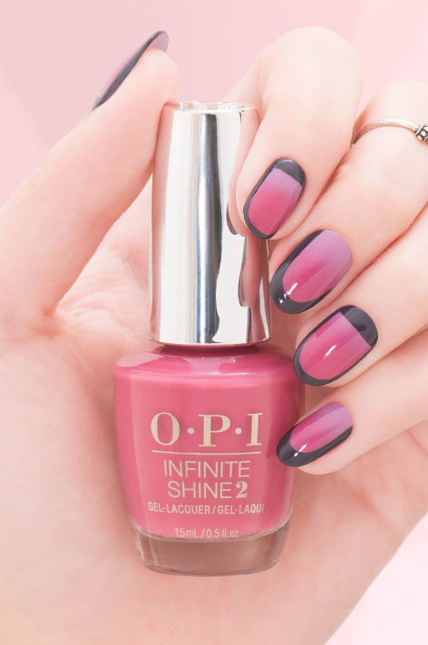 OPI Iceland collection infinite shine long wear polish nail art