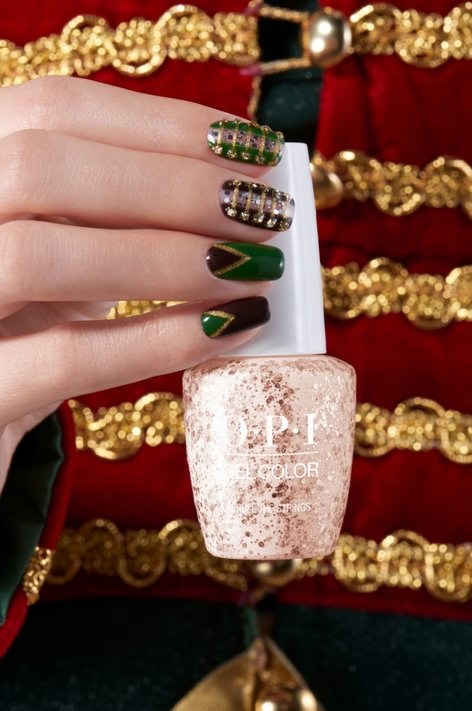 Nutcracker Nail Art March to this Drum