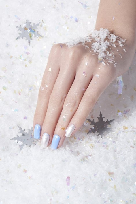 Nutcracker Nail Art Winter Wonderment