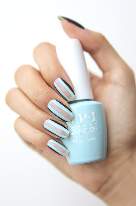 Opi Baby Blue Nail Polish In Bulk