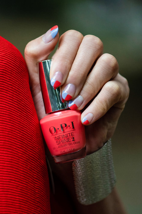 Meet Me At Senso-Ji - OPI Nail Art
