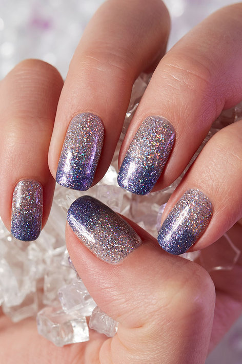 High Definition Glitters Ombrace the Glitters