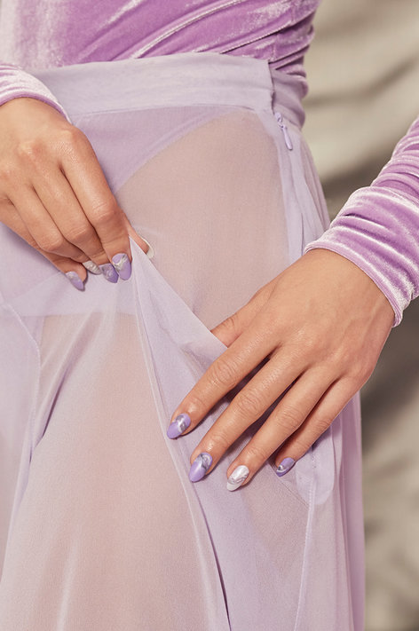 OPI Milan Nail Art Set in Lavendar Stone