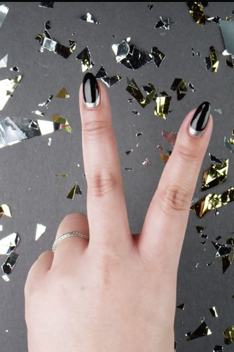 Get the look: New Year's Nails
