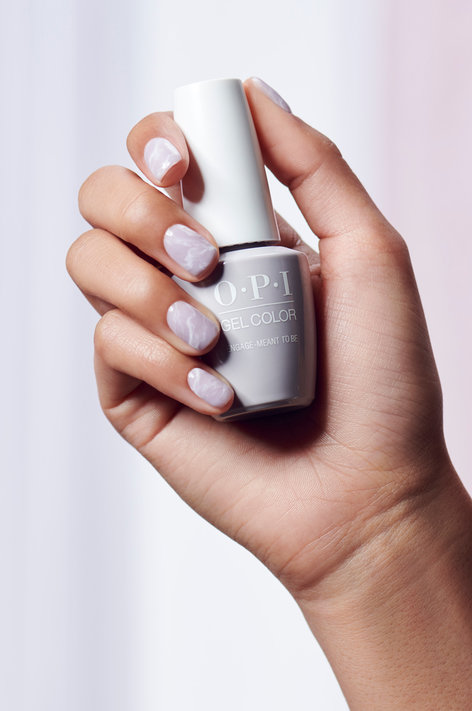 Always Bare for You Nail Art: Smoke Quartz