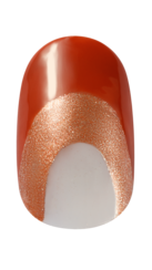 OPI Infinite Shine Nail Art Golden Gate Ridge Step 2