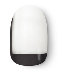 OPI Iceland collection infinite shine long wear nail polish nail art called Through the Glacier Glass step 2
