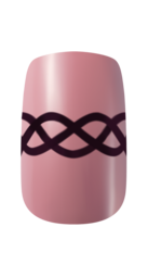 OPI Scotland Nail Art Look: Connected Celtic