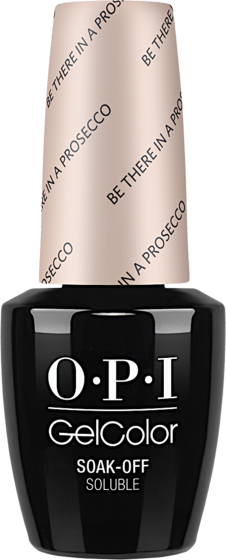 Be There in a Prosecco - GelColor - OPI