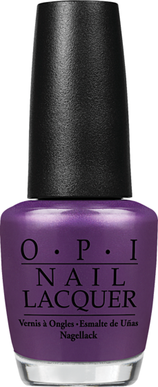 Purple with a Purpose - Nail Lacquer   OPI