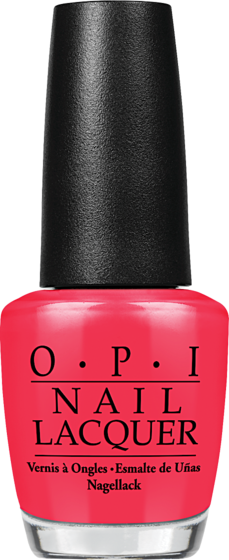Red My Fortune Cookie - Nail Lacquer - OPI
