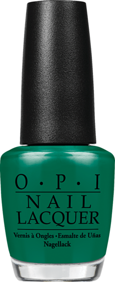 Jade is the New Black - Nail Lacquer - OPI