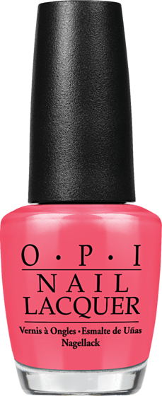 "My Address is ""Hollywood""  - Nail Lacquer - OPI"