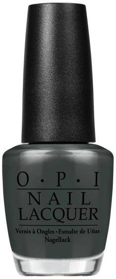 """""""Liv"""" in the Gray - Nail Lacquer - OPI"""
