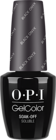 Black Onyx - GelColor - OPI